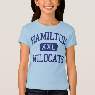 Hamilton Wildcats Middle Memphis Tennessee Shirts