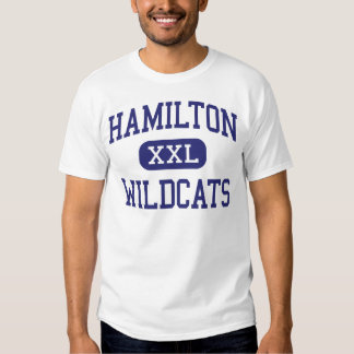 Hamilton Wildcats Middle Memphis Tennessee T Shirt
