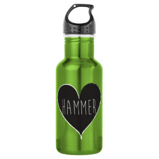 Hammer Throw Track and Field Waterbottle 532 Ml Water Bottle