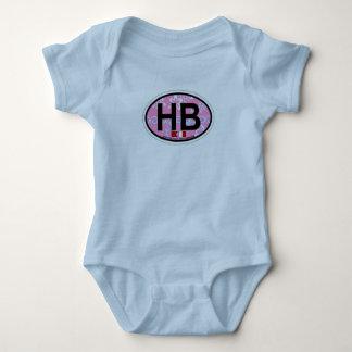 Hampton Beach - New Hampshire. Baby Bodysuit