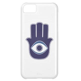 Hamsa / Khamsa Hand of Fatima / Mary Amulet / Luck iPhone 5C Case