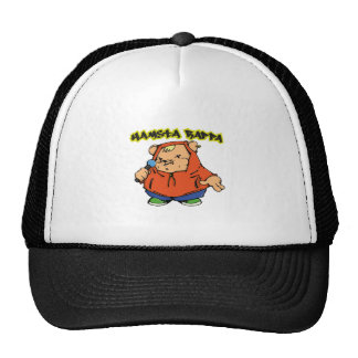 Hamsta Rappa - Hamster Rapper Cap