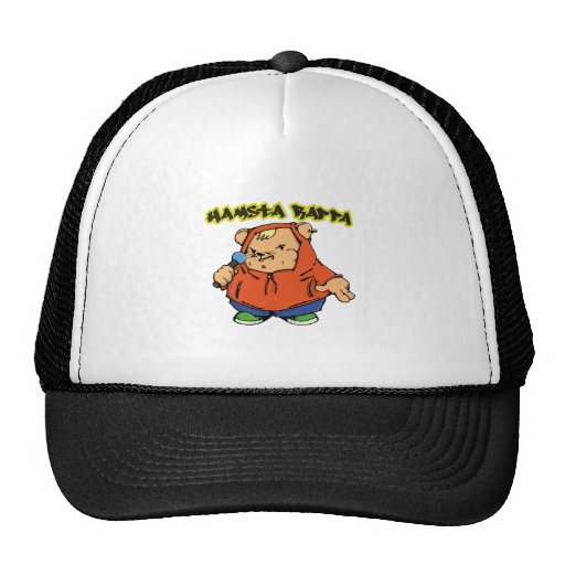 Hamsta Rappa - Hamster Rapper Hat