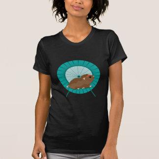 Hamster Treadmill T-shirt