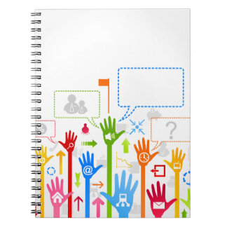 Hand business note books