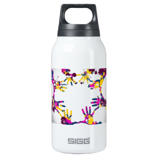 Hand in Hand Insulated Water Bottle