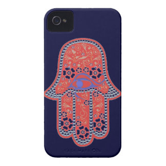 Hand of Fatima hamsa iphone 4 barely case
