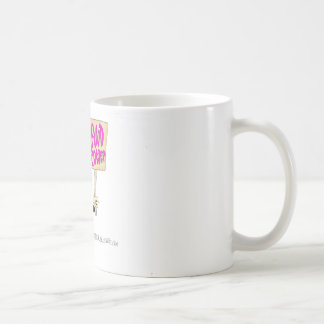 Hand Power Coffee Mug