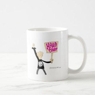 Hand Power Mugs