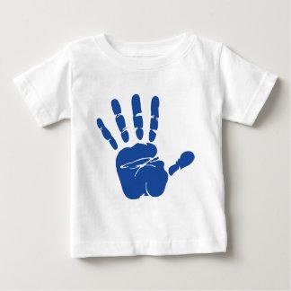 Hand Print Image Baby T-Shirt