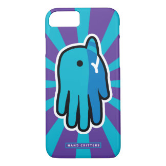 Hand Shaped Baby Narwhal iPhone 8/7 Case