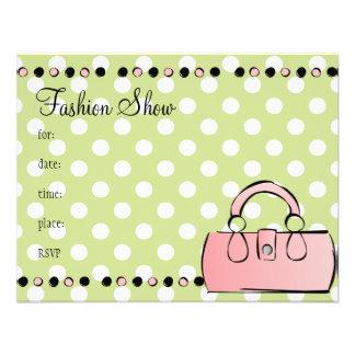 Handbag Custom Invite