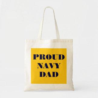 Handbag Proud Navy Dad