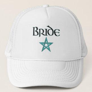 Handfasting Bride Hat