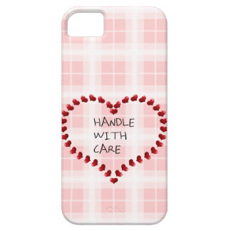 Handle with Care iPhone 5 Case