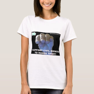 Hands Civil Rights T-Shirt