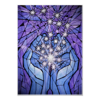 Hands of Light Poster