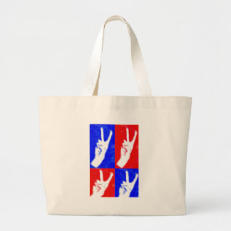 Hands of Peace Bags