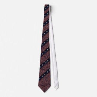 handsome paisley tie
