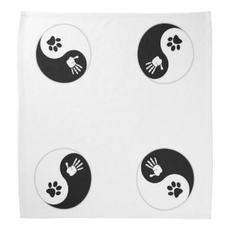 HandToPaw Bandana  (for pets or people)