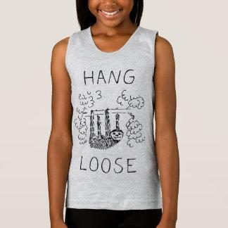 Hang Loose Sloth Singlet