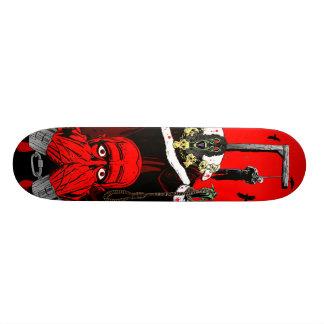 Hang Man Skateboard