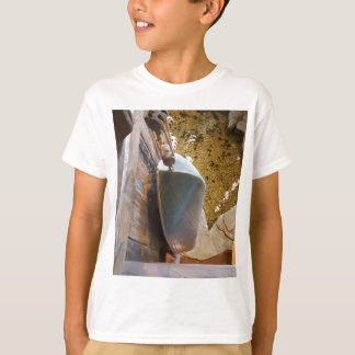 Hanging Out to Dry Vintage Row Boat T-Shirt
