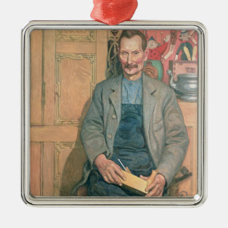 Hans Arnbom, The Carpenter Christmas Ornament