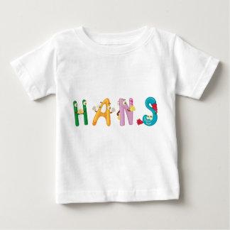 Hans Baby T-Shirt
