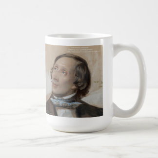 "Hans Christian Andersen ""Sunshine Freedom"" Gifts Coffee Mug"