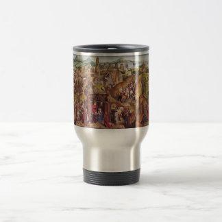 Hans Memling Art Travel Mug