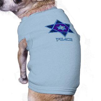 Hanukkah Peace Art Shirt