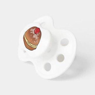 Hanukkah Sufganiyah Jelly Donut Baby Item Dummy