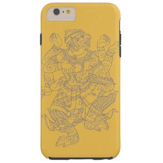 """Hanuman Phone Case"" Tough iPhone 6 Plus Case"