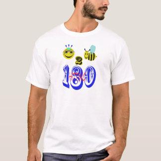 happy 2 bee hitting 180 T-Shirt