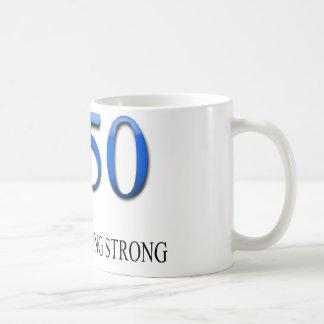Happy 50th Birthday Coffee Mug