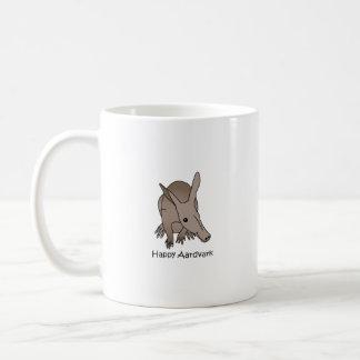 Happy Aardvark Mug