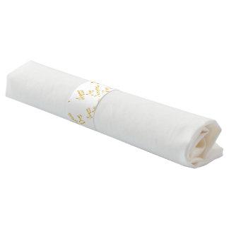 Happy age awareness day birthday supplies napkin band