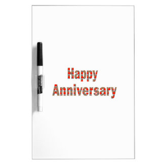 HAPPY Anniversary GIFTS n ReturnGIFTS LOWPRICES Dry Erase Whiteboard