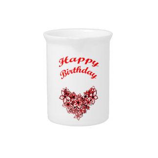 Happy Birthday 2 Pitcher