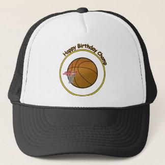 Happy Birthday Champ Trucker Hat