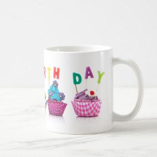 Happy Birthday Cupcakes - Coffee Mug