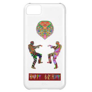 Happy Birthday Dance iPhone 5C Case