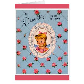 Happy Birthday Darling Daughter Card