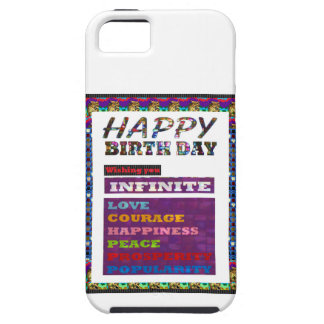 Happy Birthday HappyBirthday Greetings Gifts iPhone 5 Cover