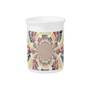 Happy Birthday just Hakuna Matata Gifts Design Art Pitcher