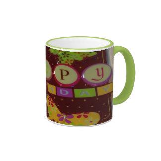 Happy Birthday Mug