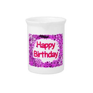 Happy Birthday Pitcher