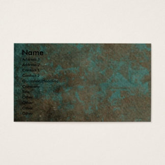 Happy Birthday - Stone Paws - Bernese Mountain Dog Business Card