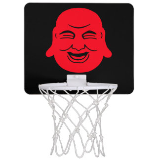 Happy Buddha Basketball Net Mini Basketball Hoop